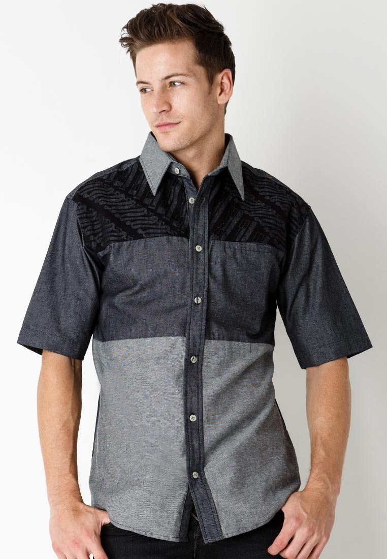 Gino Shirt [Black]